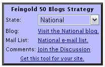 50 Blogs Widget